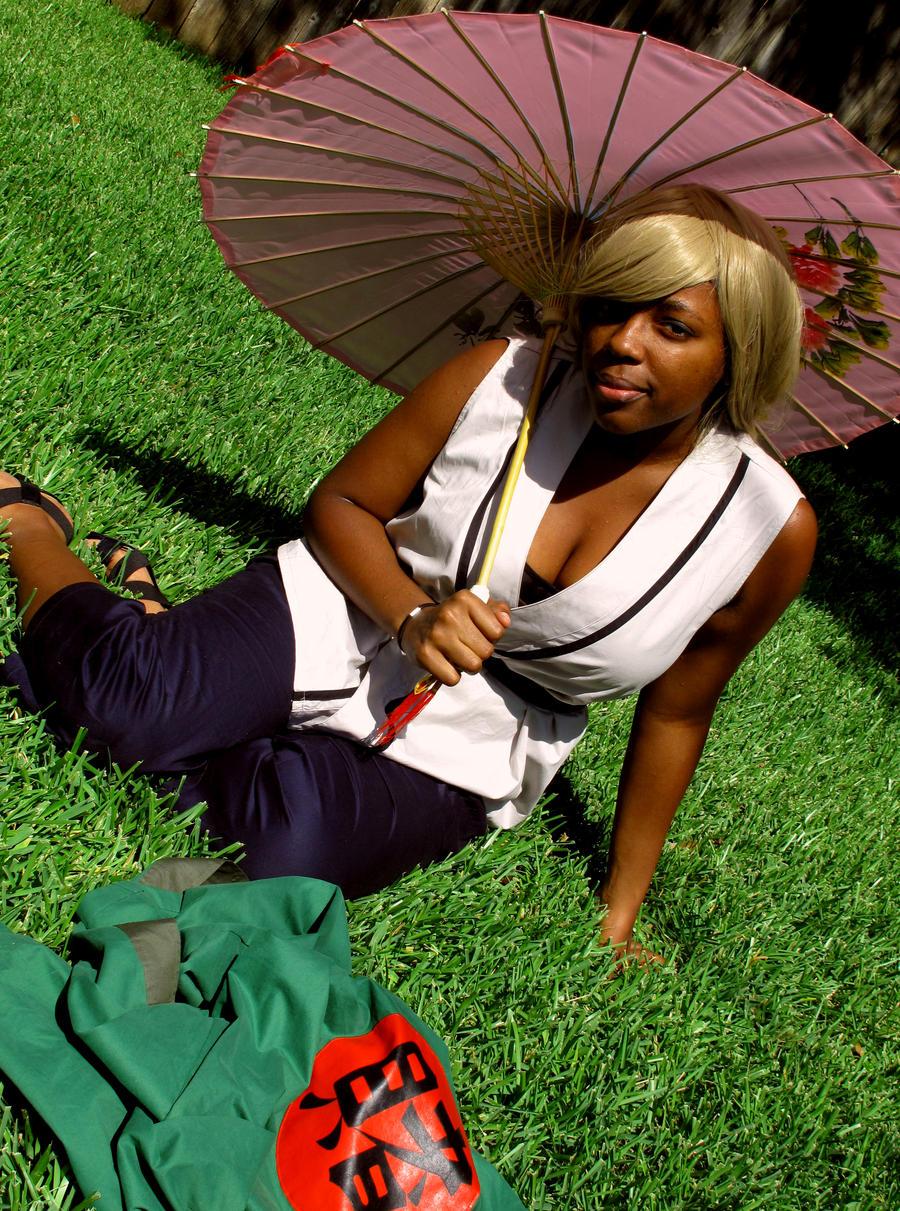 Lady Tsunade by YoshiFHP on DeviantArt
