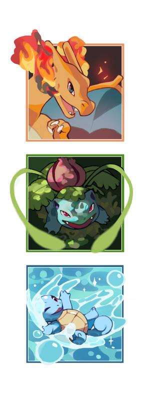 Pokemon Trainers Pokes