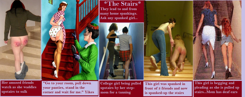 The stairs are a highway to tears by bectyler