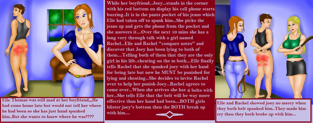 Joey Cheated by bectyler
