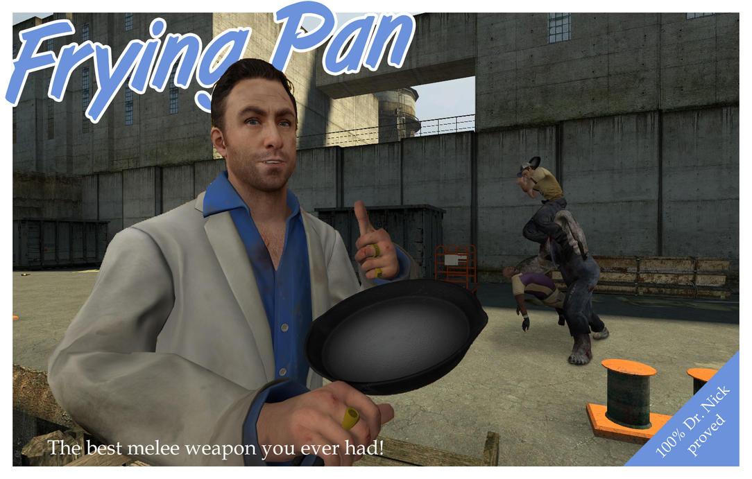 Frying Pan by bersi4kzero