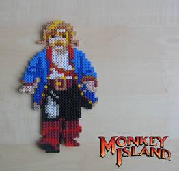 Monkey Island - Guybrush by bersi4kzero