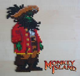 Monkey Island - LeChuck by bersi4kzero