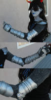 Aw yeah. Borg arm= done.