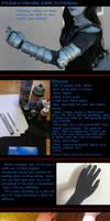 Foam Cyborg Arm Tutorial