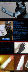Foam Cyborg Arm Tutorial by Traumagician