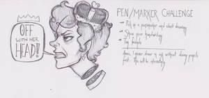 Pen/Marker Challenge