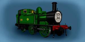 Oliver the Western Engine