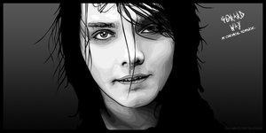 Gerard Way by Club-Vector