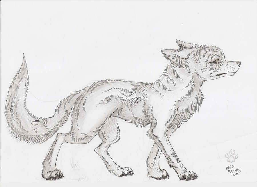Dessin et Cosplay~ Vanilla Loup_by_myusuran_blackwolf-d38b6d6