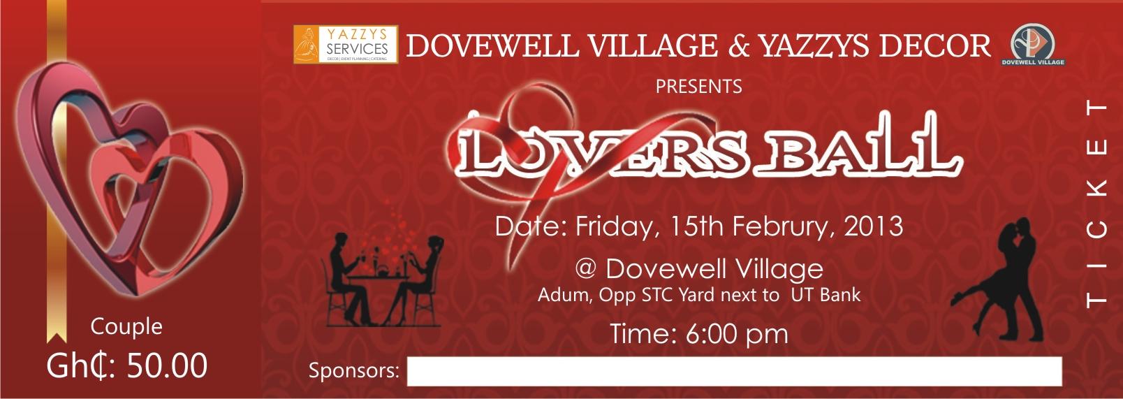 dovewell dinner ticket by fordcom on deviantart