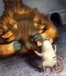 Scardy Cat