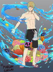 Sam (Swimsuit)