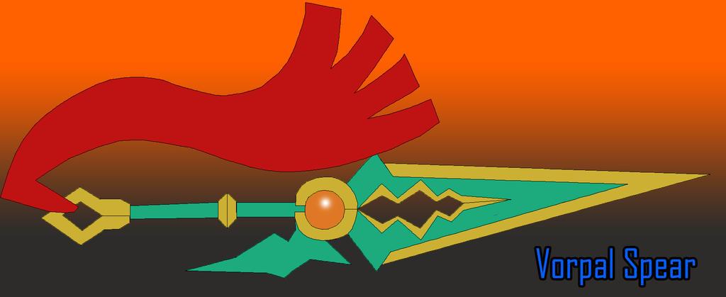 Sacred Gear: Vorpal Spear by Nenshoyaju-Raizer on DeviantArt