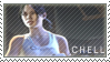 Chell Stamp - 1 by rlmTedi