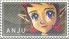 Anju Stamp - 1 by rlmTedi