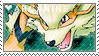 Arcanine Stamp - 1 by rlmTedi