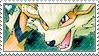 Arcanine Stamp - 1 by rlmTedi