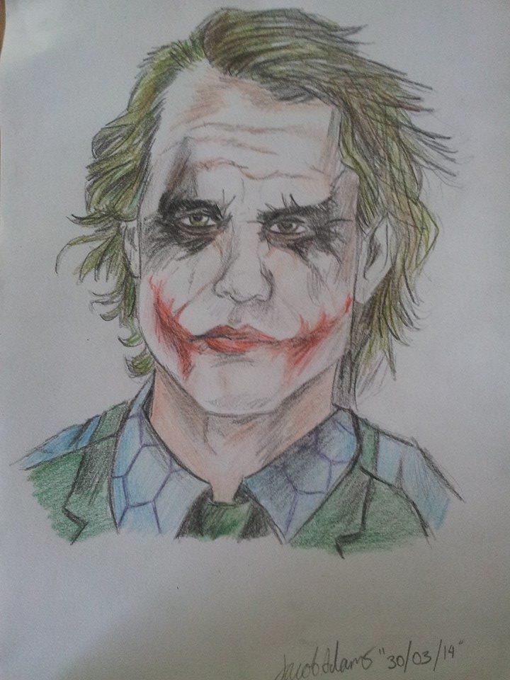 The Joker by JTBeast
