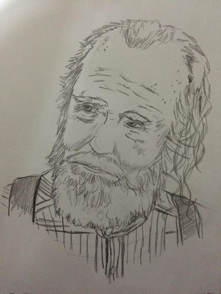 The Walking Dead Hershel Greene by JTBeast