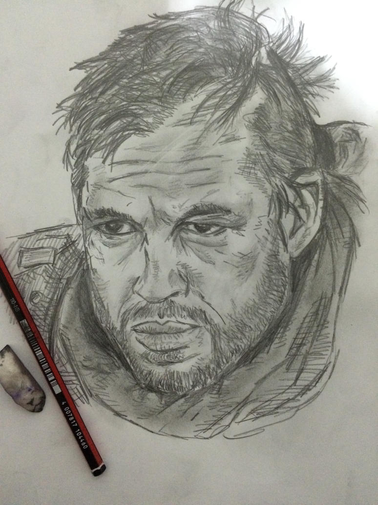 Mad Max - Tom Hardy by JTBeast