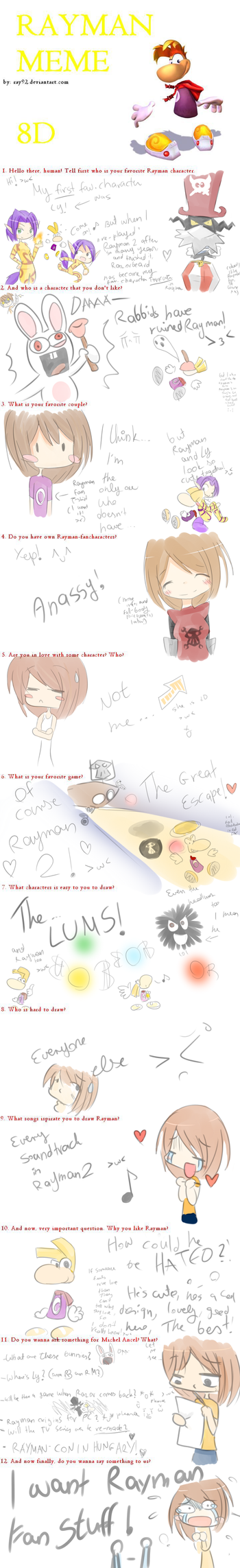 Rayman meme -filled- by ANZU-0