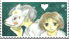 Hotarubi no Mori e stamp by AnnaZoey