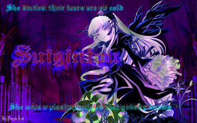 Suigintou-ColdTears by katpurple