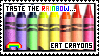 Taste The Rainbow Stamp by Sky-Yoshi