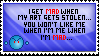 I Hate Art Theft Stamp by Sky-Yoshi