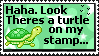 Turtle Stamp by Sky-Yoshi