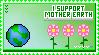 Mother Earth Stamp by Sky-Yoshi