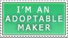 Adoptable Maker Stamp by Sky-Yoshi