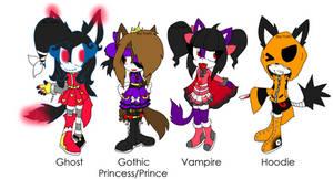 Halloween Custom Examples by Sky-Yoshi