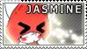 +RQ+ Jasmine Fan Stamp by Sky-Yoshi