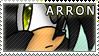 +RQ+ Arron Fan Stamp by Sky-Yoshi