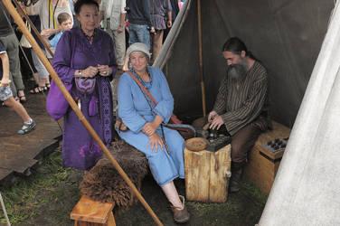 XVIII Festival Wolin 2012 Pt gallery 59, photo 01 by Wikingowie