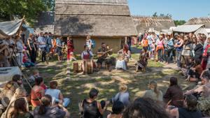 XXI Festival Wolin 2015, Gallery 42 photo 08 by Wikingowie