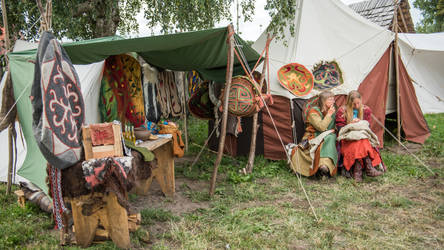 XXI Festival Wolin 2015, Gallery 33 photo 15 by Wikingowie