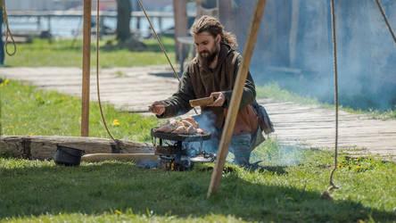 Wolin. Majowka Archeologiczna 2017 -1589 by Wikingowie