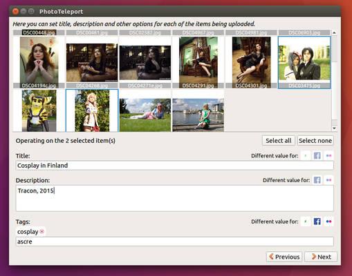 PhotoTeleport 0.1