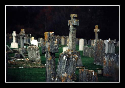 Corfe Graveyard