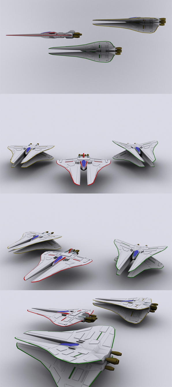 Sabre Superiority Interceptor by Judan
