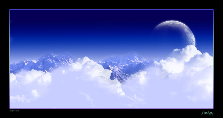 Skyscape by Judan