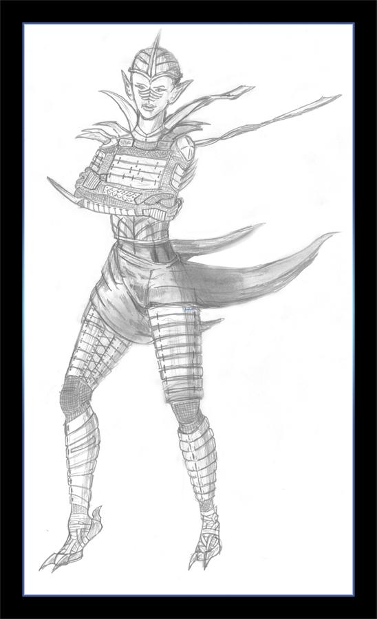 Elektra by Judan