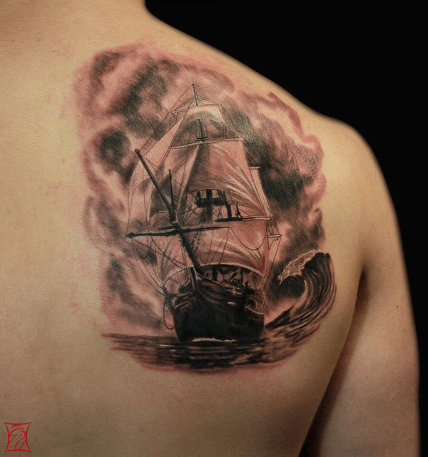 SailShip by Zsil-works