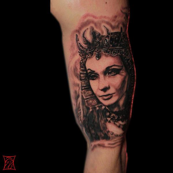 Cleopatra by Zsil-works