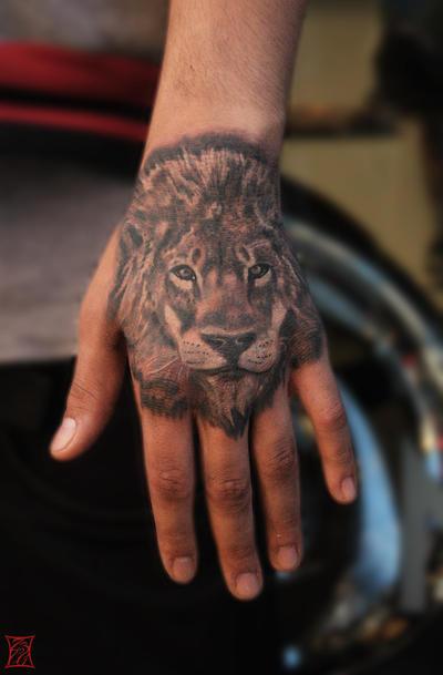 LionPortrait by Zsil-works