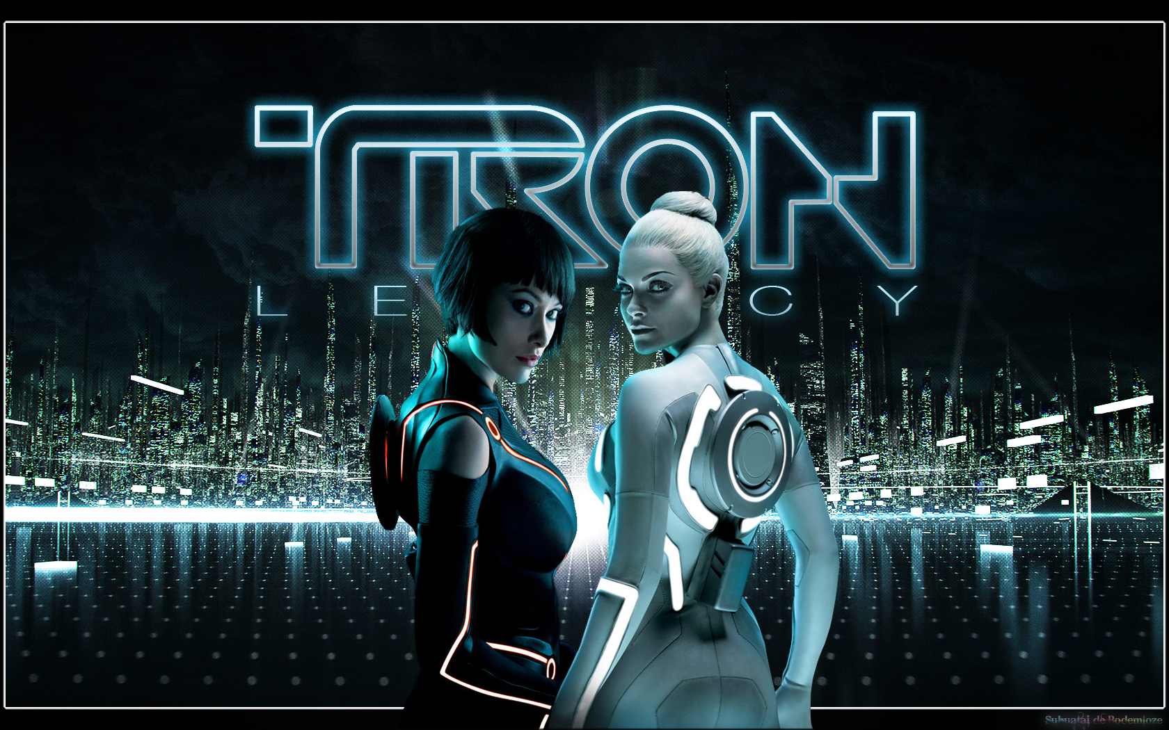 tron wallpaper hd style - photo #5