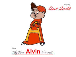 My first ALVIN Picture:D